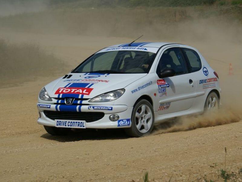 Stage Découverte & Sportif du Pilotage Rallye - Circuit de Monteils Alès