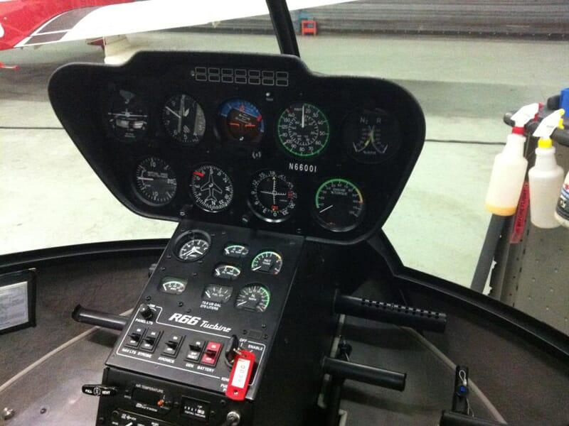 Initiation au Pilotage d'Hélicoptère près de Paris à Toussus-le-Noble