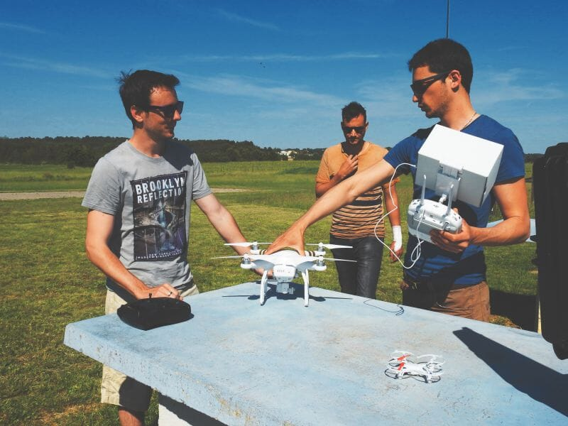 Initiation au Pilotage de Drones près de Montpellier - Prades-le-Lez