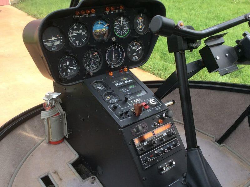 Initiation au Pilotage d'Hélicoptère à Nancy