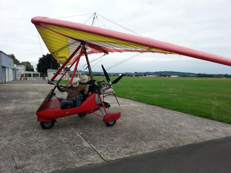 Initiation au Pilotage en ULM Pendulaire - Aérodrome de Meaux Esbly