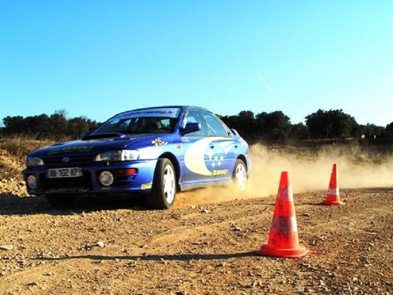 Stage Pilotage Rallye Subaru - Circuit des Granges Gontardes