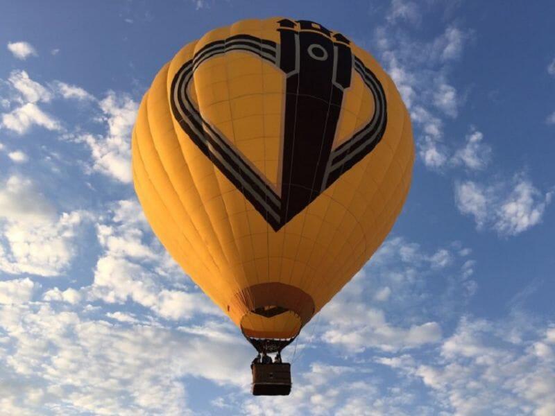 Vol en Montgolfière près de Manosque - Tour au-dessus de la Provence à Oraison