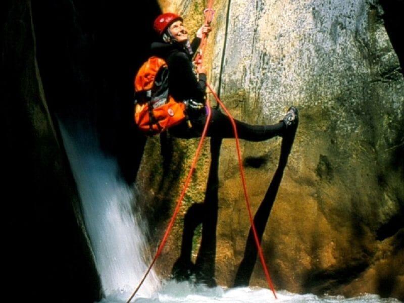 Canyoning en Lozère - Gorges du Tapoul