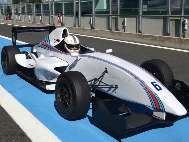 Stage Formule Renault + Baptême F1 - Circuit de Magny-Cours