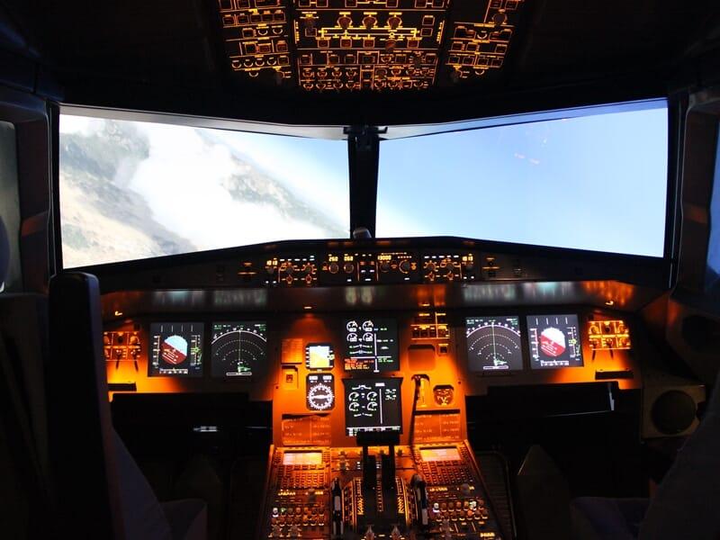 Simulateur de Vol en Airbus A320 à Toulouse