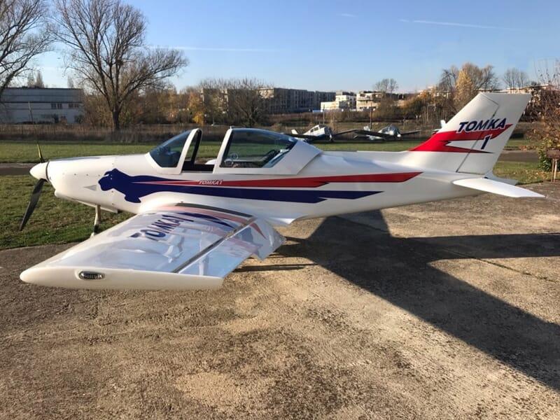 Initiation au Pilotage d'un ULM Multiaxes près de Paris - Yvelines