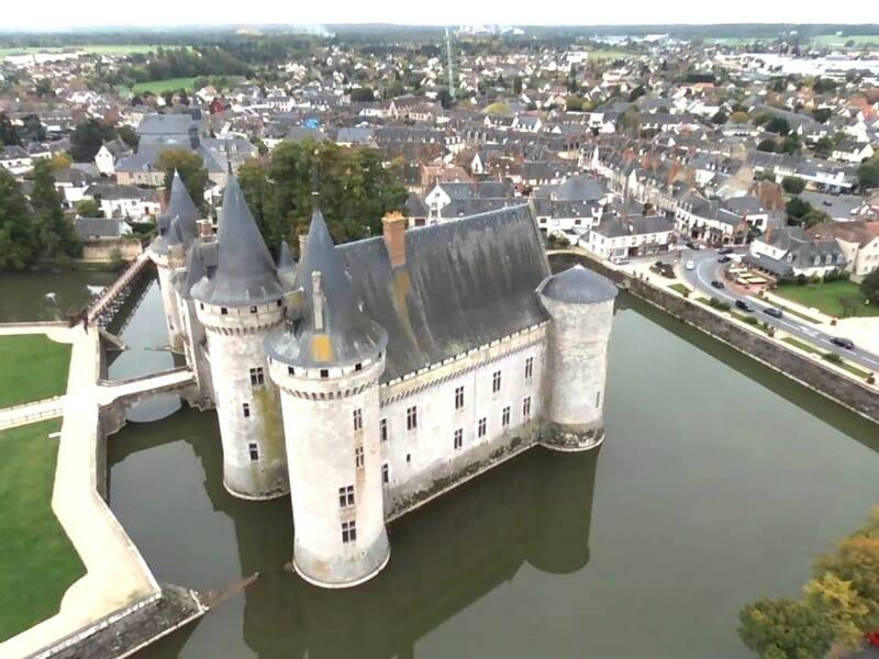 Baptême de l'Air en ULM Multiaxes près d'Orléans à Vouzon