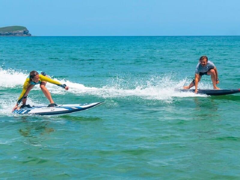 Initiation au Surf, au Paddle ou Foil Electrique à Fréjus - Var