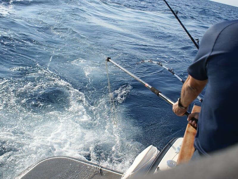 Pêche au Gros à Marseille