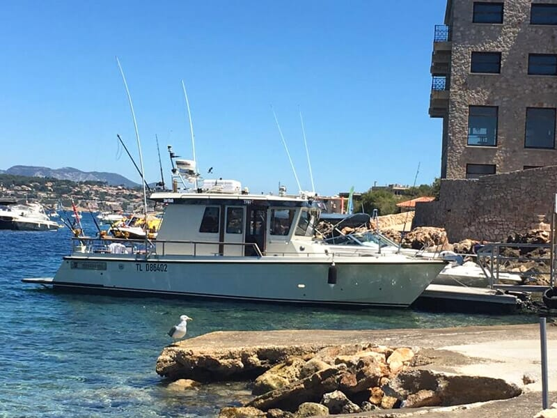 Balade en Bateau à Marseille avec Skipper