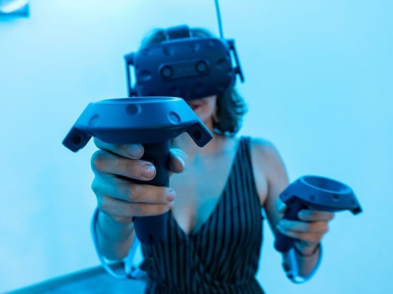 Jeux Vidéo en Réalité Virtuelle à Grenoble - Seyssins