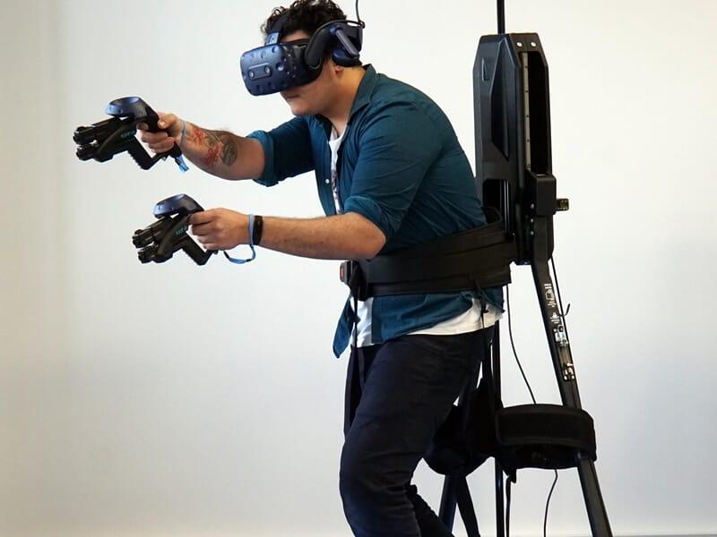 Jeux vidéo en Réalité Virtuelle à Bordeaux