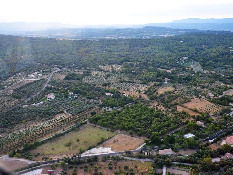 Baptême de l'Air en ULM Multiaxes près d'Avignon - Coustellet