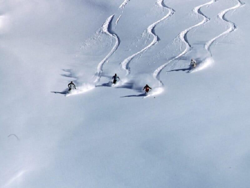 Journée de Ski de Randonnée à Chamonix