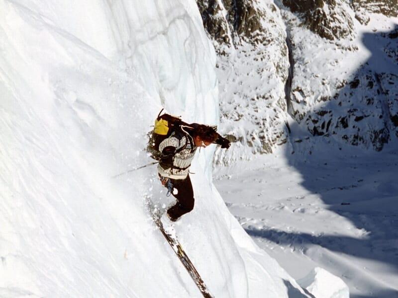 Journée de Ski Hors Piste à Chamonix