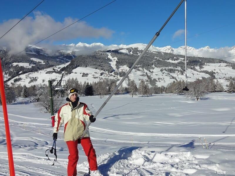 Journée de Ski sur Piste à Chamonix