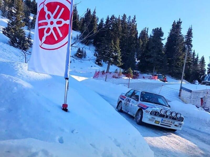 Conduite sur Glace à Chamrousse - Circuit neige près de Grenoble