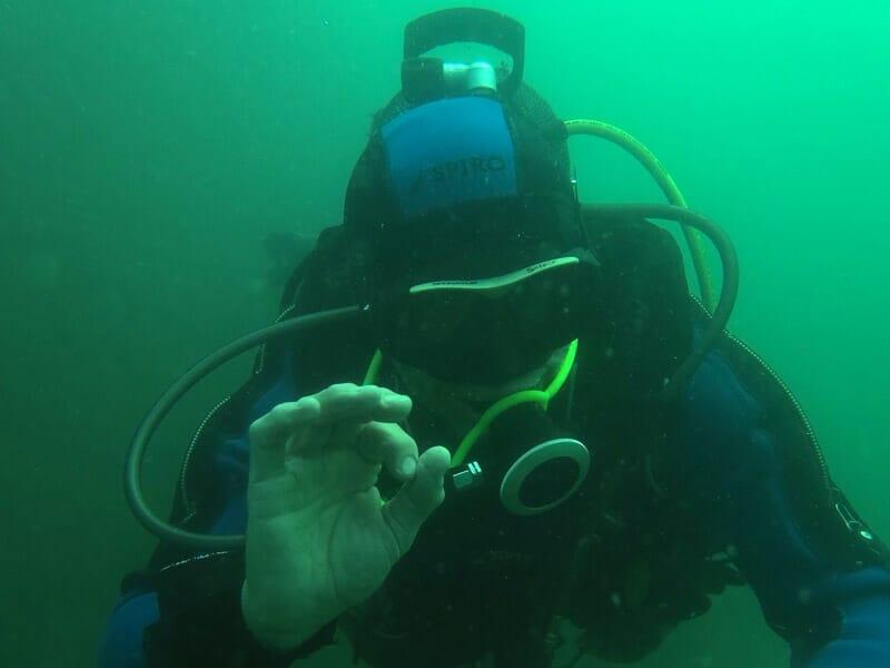 Baptême de Plongée à Quiberon - Découverte de la Plongée sous-marine en Bretagne