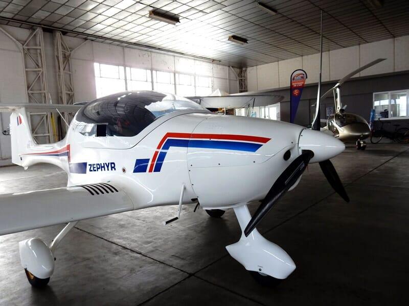 Initiation au Pilotage ULM Multiaxes ou Autogire à Nancy