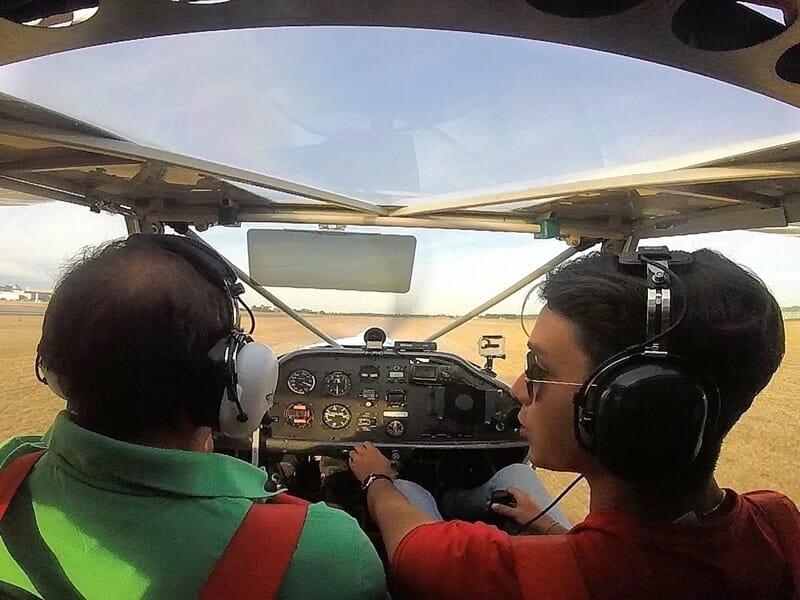 Initiation au Pilotage d'ULM Multiaxes à Bourges