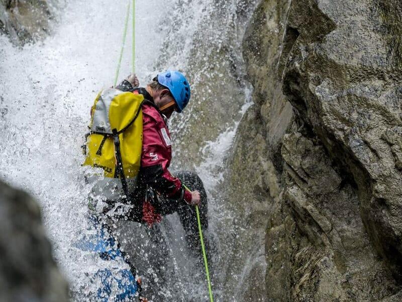 Canyoning près de Narbonne - Gorges de Terminet (Gorges de Termes)