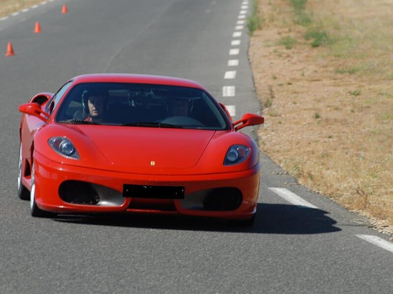 Stage de Pilotage Ferrari F430 - Circuit de Pau-Arnos
