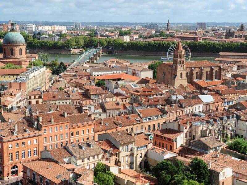 Baptême de l'Air en Hélicoptère à Toulouse