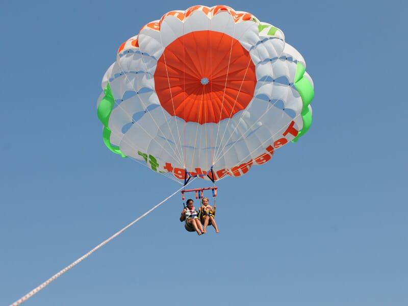 Parachute Ascensionnel - Plage de Pampelonne