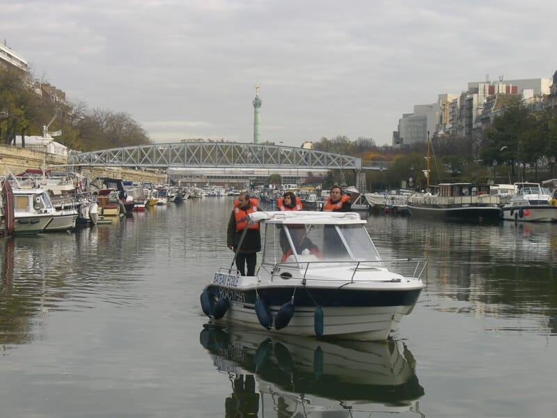 Permis Bateau Côtier - Lagny-sur-Marne