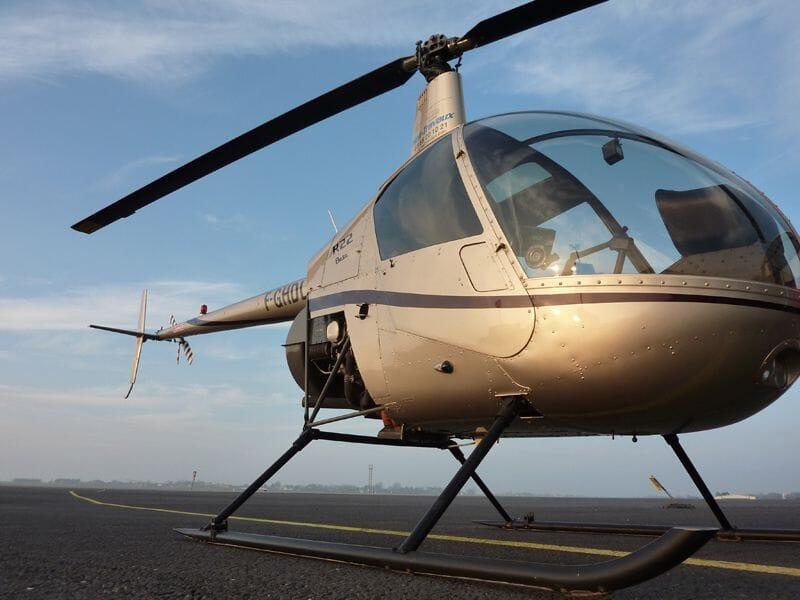 Baptême de l'Air en Hélicoptère à Toussus-le-Noble