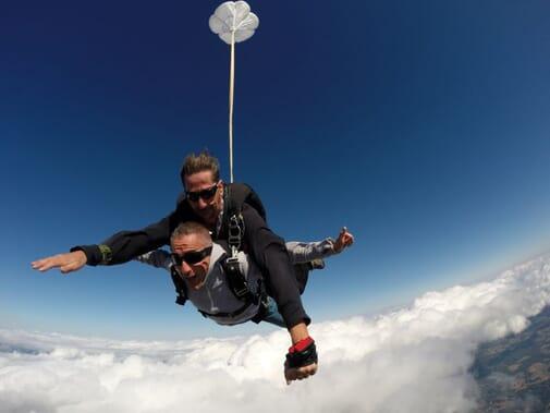 parachutisme sarlat