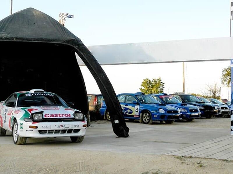 Stage de Pilotage Rallye en Toyota Célica près de Bourges - Circuit de Bourges-Allogny
