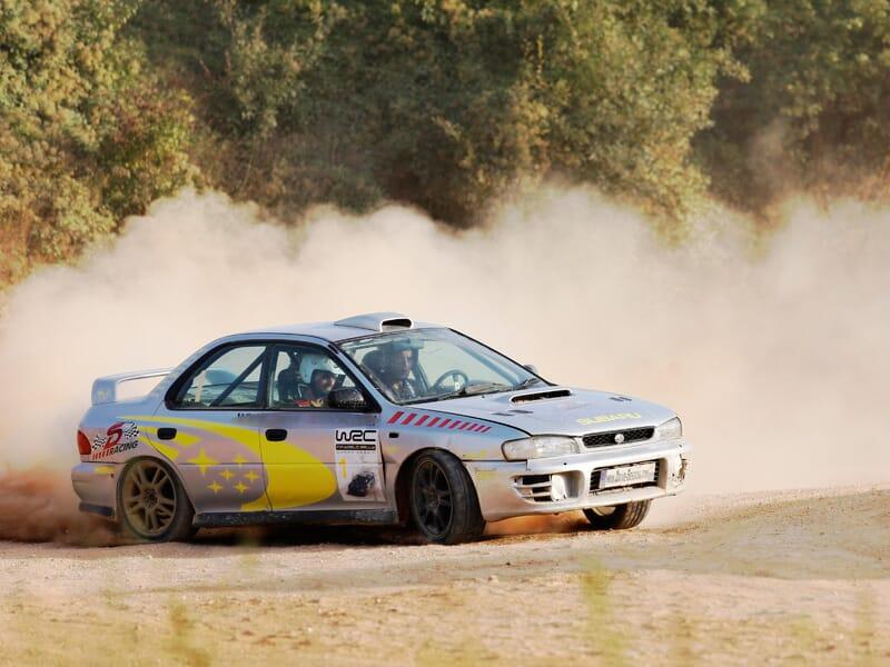 Stage Fun Maxi Glisse Subaru GT Turbo - Circuit de Poitiers