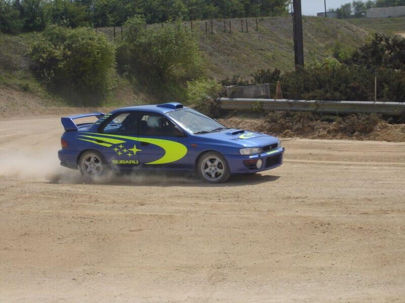 Stage Découverte Subaru Impreza GT Turbo - Circuit de Poitiers