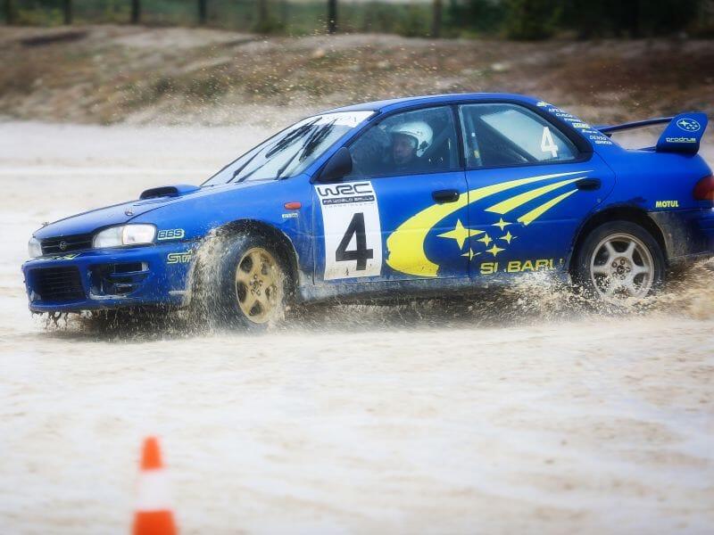 Stage de Pilotage Rallye sur Circuit en Terre près de Poitiers