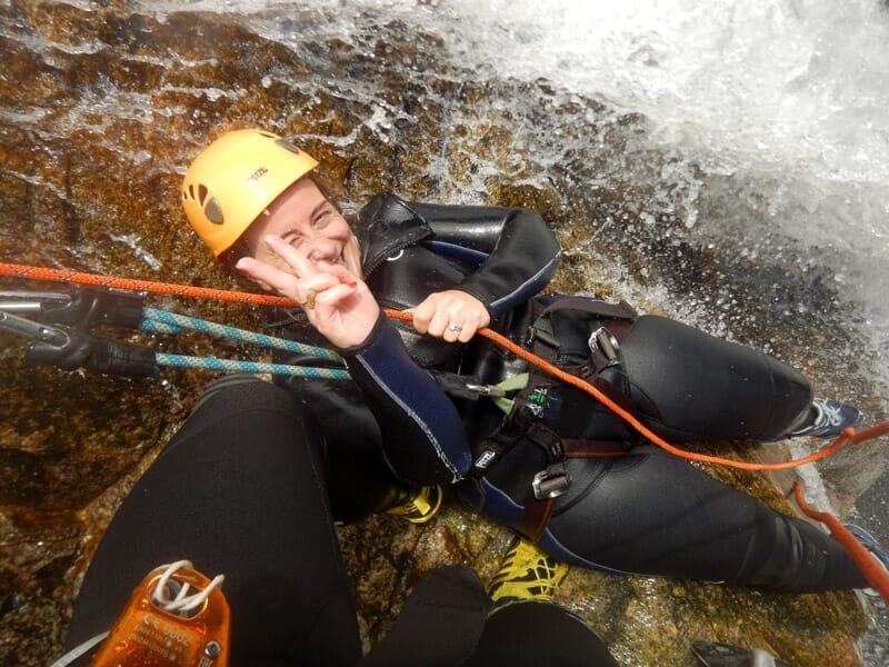 Canyoning aux Gorges du Chassezac